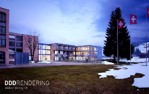 Réalisation de perspectives immobiliere 3D, Réalisation d'interieur en 3d, Modélisation 3d, texturage, spécialise dans les images de synthèse DDDRENDERING